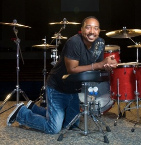 Drummer Marvin McQuitty