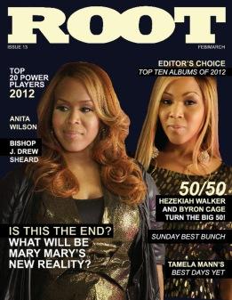 Root Magazine 2013