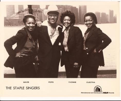 Staple Singers 1981