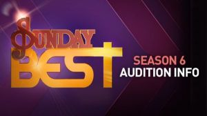 Sunday Best Season 6 Auditions