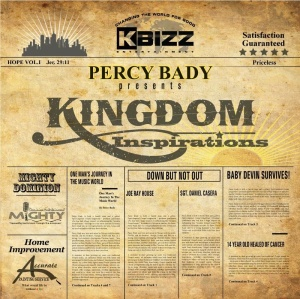 Percy Bady - Kingdom Inspirations