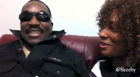 Neechy and Actor Clifton Powell