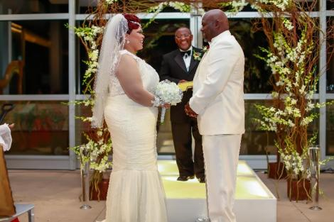 David-Tamela-Mann-Wedding-Ceremony